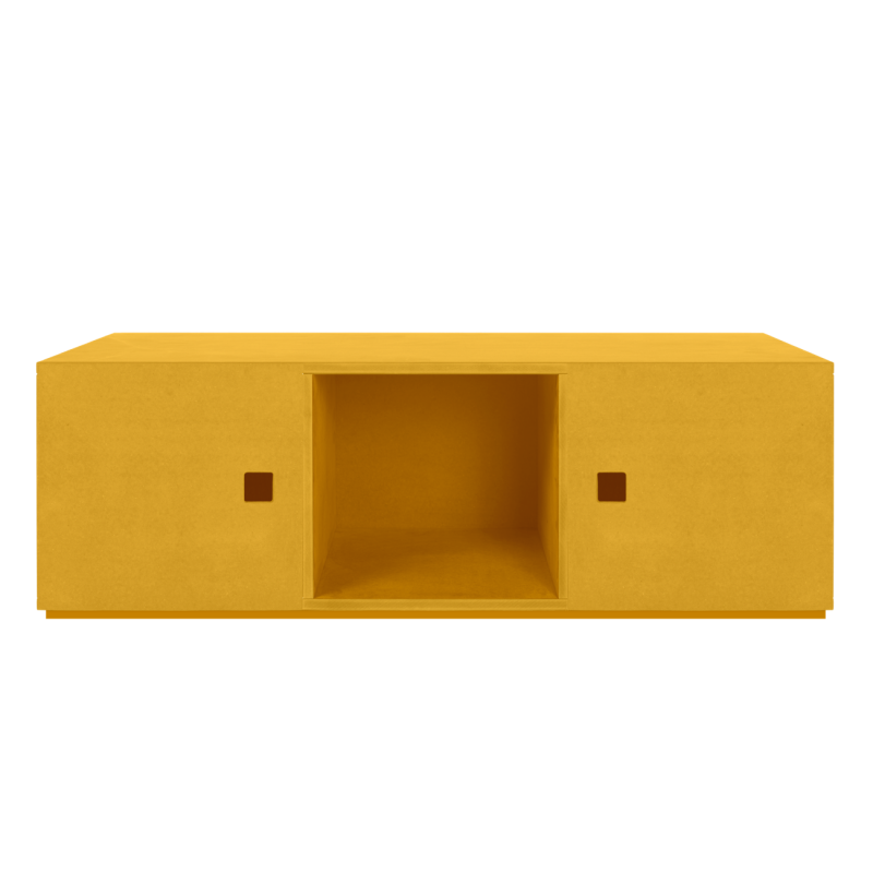Blok-je Kast Trippel Opzij