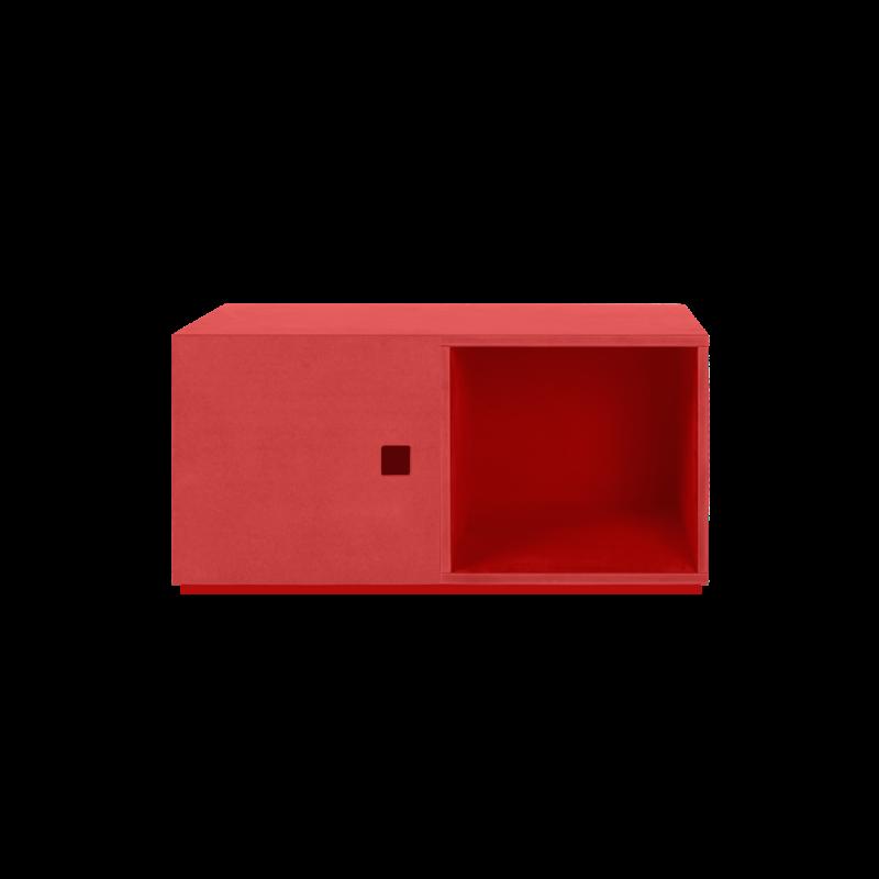 Blok-je Kast Dubbel Opzij