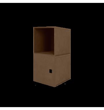 Blok-je Kast Dubbel Omhoog